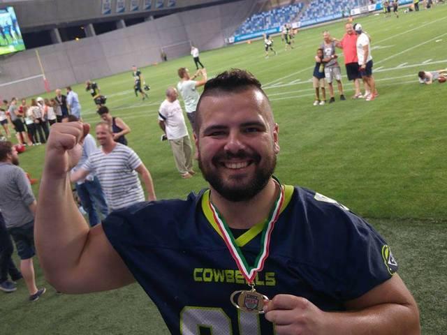 Ingeráció vol.3: Józsa Dávid amerikai futball játékos