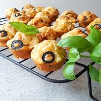 Pizzás muffin