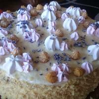 Tejszínes vanília torta