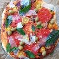 Eredeti olasz pizza