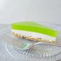 Körtés panna cotta torta