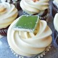 Triplacsokis cupcake