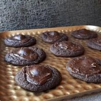 Csokis-meggyes keksz