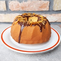 Csokis-narancsos kuglóf