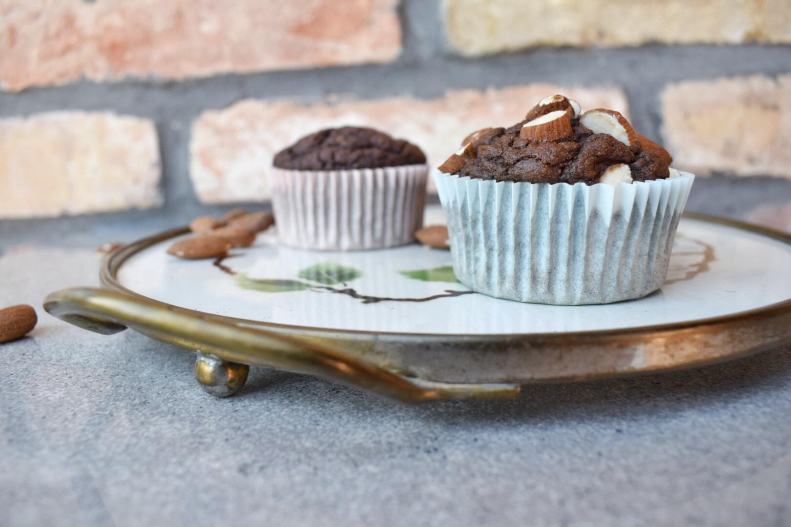 Csokis-mandulás muffin sütőtökkel – Mindenmentes desszertkülönlegesség