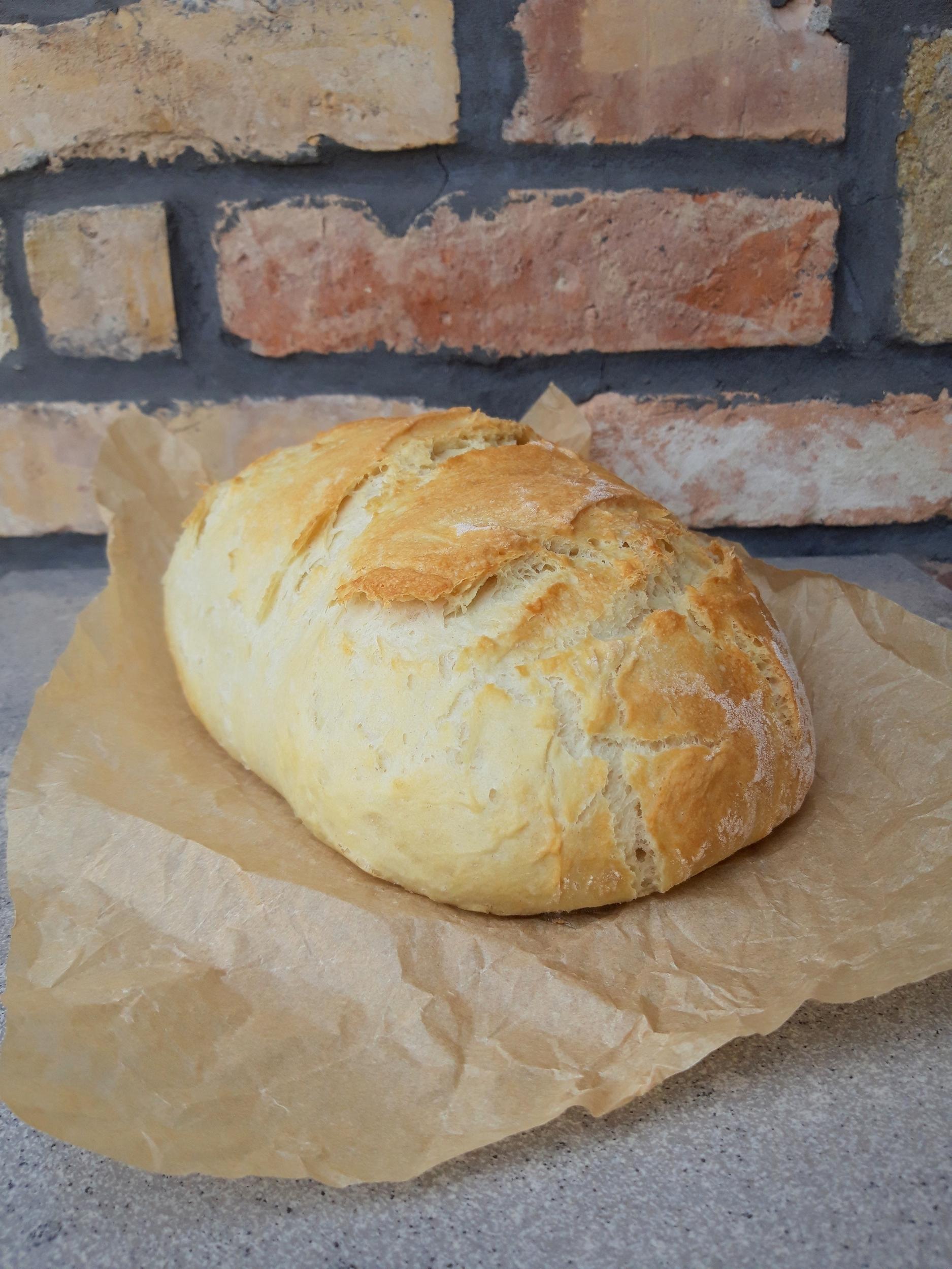 Gyors házi kenyér