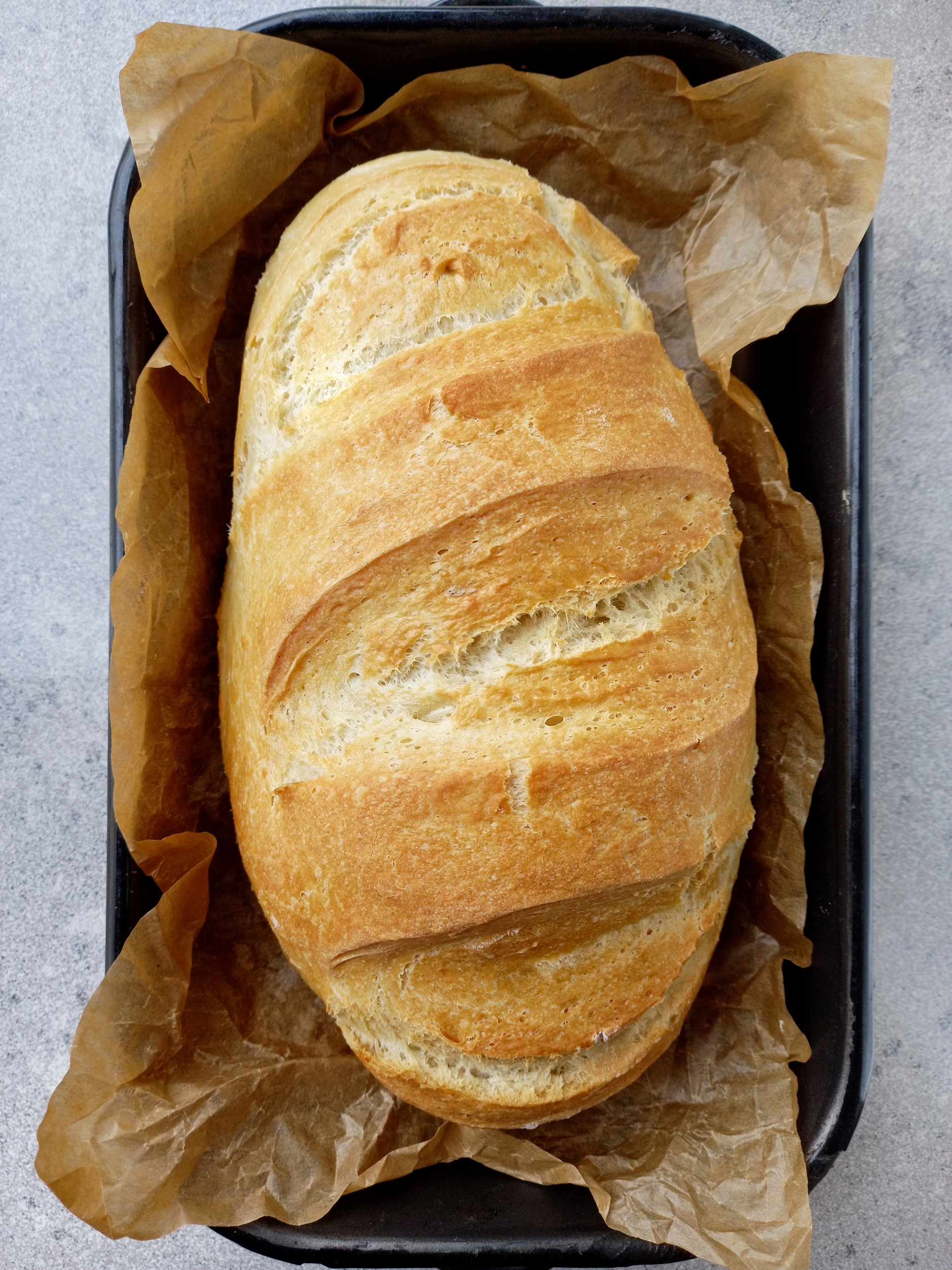 Fehér kenyér recept