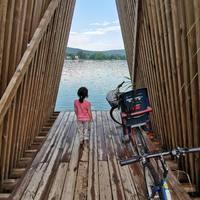 """Útvonal ajánló: Pécsi-tó, belépő a """"tókerülés"""" világába"""