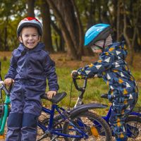 Kilenc ötlet arra, hogy miként ültessük bringára gyermekünket