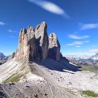 Ámulatba ejtő videó: Montizás a Dolomitokban!
