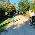 Az első négy hét a pedálos biciklivel
