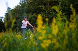 A Tisza-tó legjobb bringás helyei