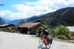 Alpok-Adria családi bringatúra