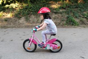 Az első biciklim