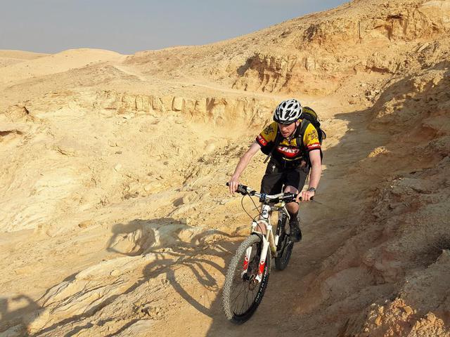 Bibliai tájak bringával: Jeruzsálemből a Holt-tengerhez