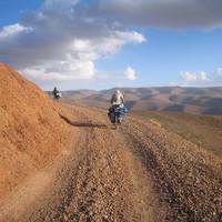 Marokkó nyeregben