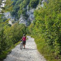 A Garda-tónál minden mindegy: XC vagy enduró vagy all mountain vagy csak menjünk le a partra