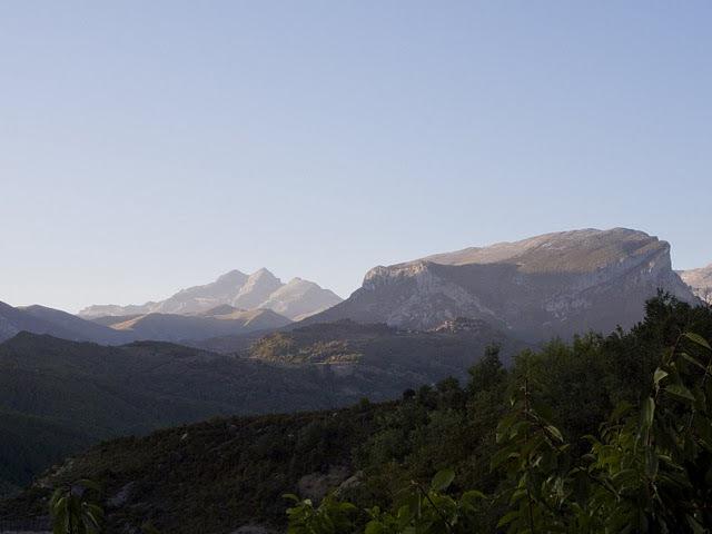 Pireneusok - A második három nap (Spanyolország)