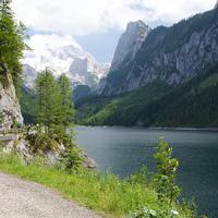 Dachsteinrunde - Gleccservidék alulnézetből
