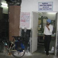India - vasuti szerencsetlenkedes