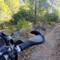 Hatnapos terep kalandtúra bringával: a Déli Erdők Andalúziában