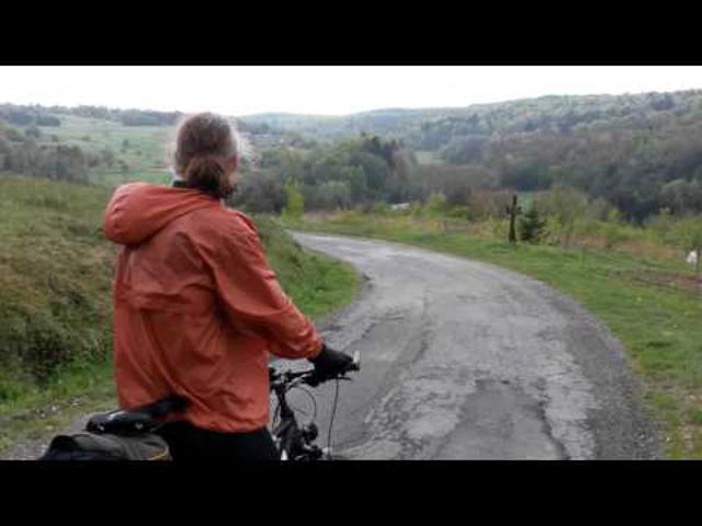 Ősrégi kultúrtáj - szociális biciklizés