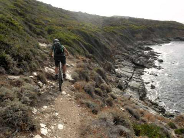 Mediterrán montizás Korzikán