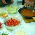 Mexikó, chili con carne, guacamole, tortilla, szobavacsi