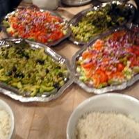 Palesztin vacsora
