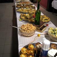 150 főre főzni - 30 éves a tek!