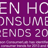 Mobil városlakók, saját szélessáv, vezető szerepben a nők - 2013 trendjei az Ericsson szerint