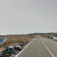 Fukusima a Google Street View-n