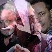 Bob Geldof is Budapesten