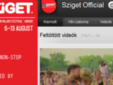 YouTube-on a Sziget