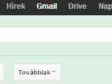 Keresés, szűrés, giga-levelek a Gmailben