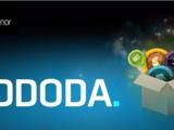 Adománygyűjtő helyszínek  az ADDODA mobilapplikációban
