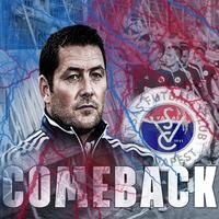 Visszatérés, győzelemmel...
