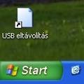 USB eszközök egyszerű eltávolítása