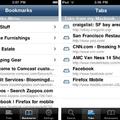 iPhone: Megjelent a Firefox Home
