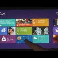Windows 8 bemutató videó