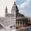Budapest 100 éve és most