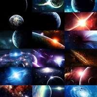 Csodálatos háttérképek a Földről és a világűrről