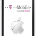 T-Mobile: Hivatalos iPhone 3G árak