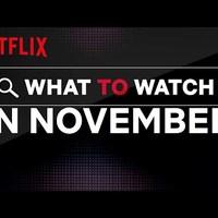 Novemberben a Netflixen