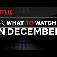 A Netflix decemberi kínálata