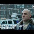 Novemberben az HBO-n