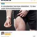 Érdekes cikk a növekedési hormon doppingról!