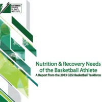 Kosárlabda sportágra specifikus táplálkozás! Nutrition and Recovery Needs of the Basketball Athlete (48 p)