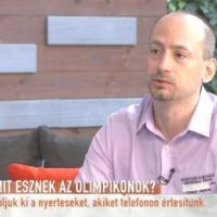 TV2 Mokka Tihanyi András interjú - Magyar szakácsok főznek Rióban a magyar olimpikonoknak