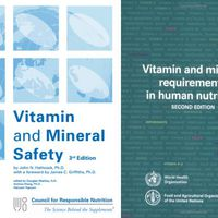 Vitamin and Mineral Safety 3rd Edition+Vitamin and mineral requirements in human nutrition